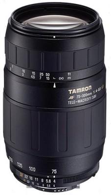 75-300mm F/4-5.6 LD For SONY ALPHA/MAXXUM , With 6-Year USA Warranty