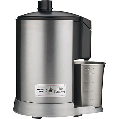 Brushed Stainless Steel /Pro Health Juice Extractor