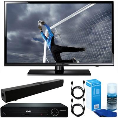 40` Full 1080p HD 60Hz LED TV +HDMI DVD Player +Bluetooth Sound Bar