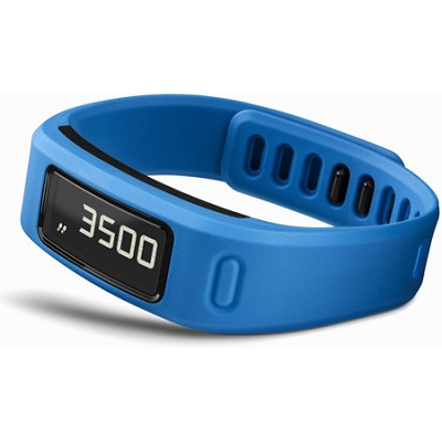 Vivofit Bluetooth Fitness Band (Blue) (010-01225-04) Refurbished 1 Year Warranty
