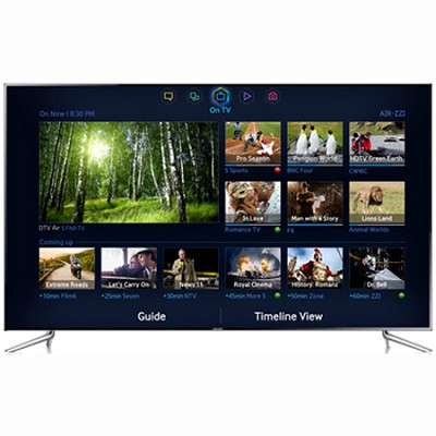 UN75F6400 - 75 inch 1080p 120Hz 3D Smart Wifi LED HDTV