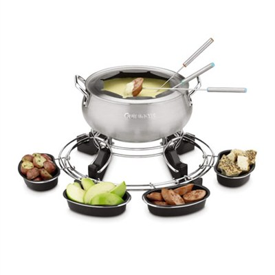 CFO-1000 Lazy Susan Electric Fondue Maker