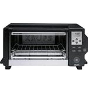 FBC213 - 1600 Watts 6 Slice Toaster Oven with Convection Cooking (Black)