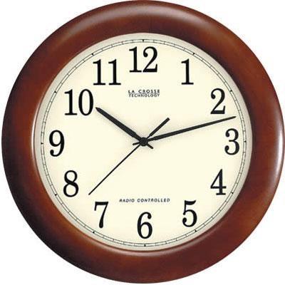 12.5` Atomic Analog Clock - WT-3122A