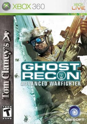 Ghost Recon: Advanced Warfighter For Xbox 360