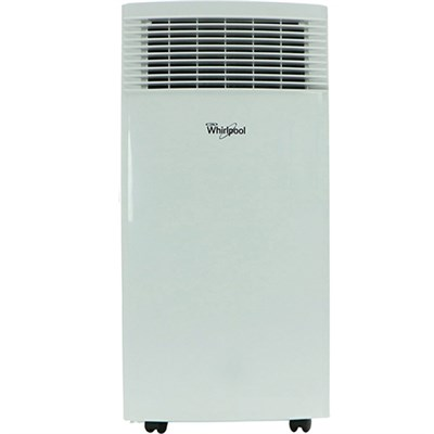 8000 BTU Single-Exhaust Portable Air Conditioner with Remote Control - WHAP081AW