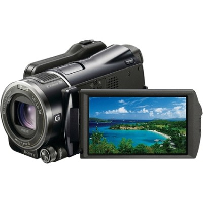 HDR-XR550V 240GB HD Handycam Camcorder