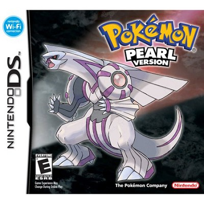 DS Pokemon Pearl Version