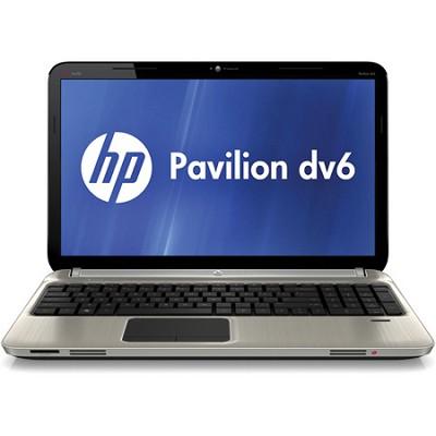 Pavilion 15.6` DV6-6C40US Entertainment Notebook - AMD Quad-Core A8-3520M Proc.