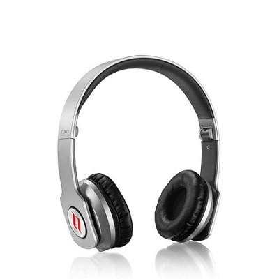 ZORO High Fashion Steel Reinforced SCCB Sound Technology Headphones Silver