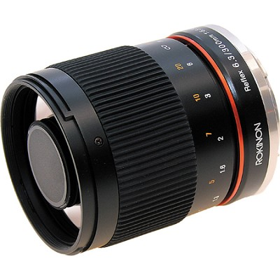 300mm F6.3 Mirror Lens for Sony A