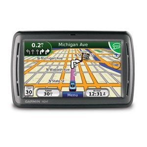 nuvi 855 GPS Navigator & w/ Speech Recognition - REFURBISHED