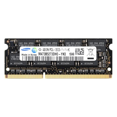 2x4GB DDR3 30nm 1600MHz (PC3-12800) Non-ECC VLP 240-Pin UDIMM Kit