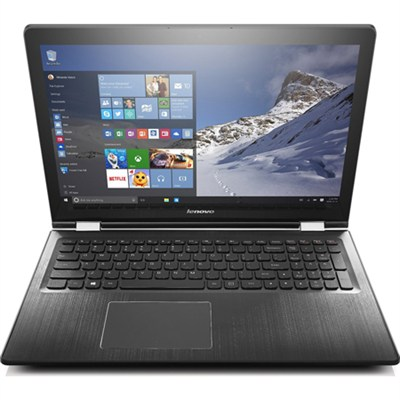 Flex 3 15.6-Inch Touchscreen Intel Core i7-5500U 2 in 1 Laptop