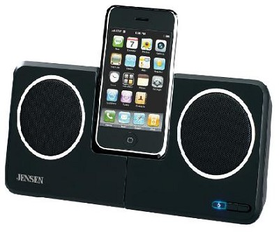 JiSS-250i Docking Speaker Station for iPod/MP3 and iPhone 3G 3GS