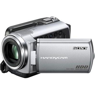 DCR-SR67 - 80- gigabyte Hybrid Hard Drive Camcorder - OPEN BOX