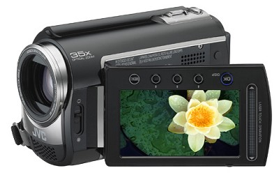 Everio GZ-MG360 60GB Hard Drive Camcorder with 35x Optical Zoom - Open Box