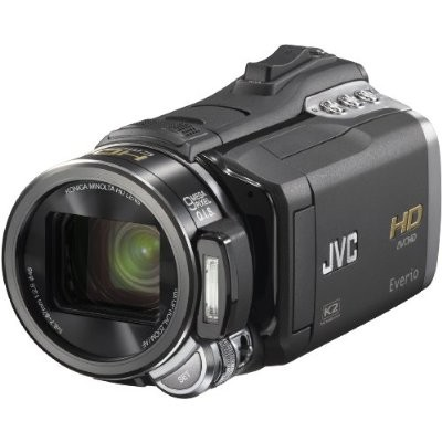 GZ-HM400 HD Everio Memory Camera Camcorder