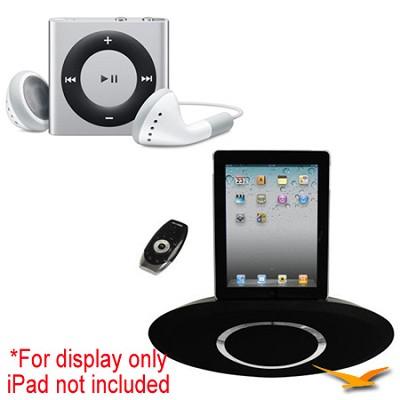 JiPS-310i Docking Digital Music System with iPod Shuffle Bundle