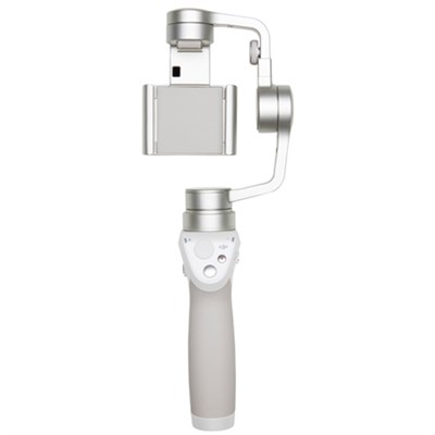 Osmo Mobile 3-Axis Gimbal Stabilizer for Smartphones (Silver) - OPEN BOX