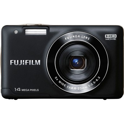 FinePix JX500 Digital Camera (Black)
