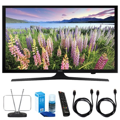 50-Inch Full HD 1080p LED HDTV - UN50J5000 w/ TV Cut the Cord Bundle