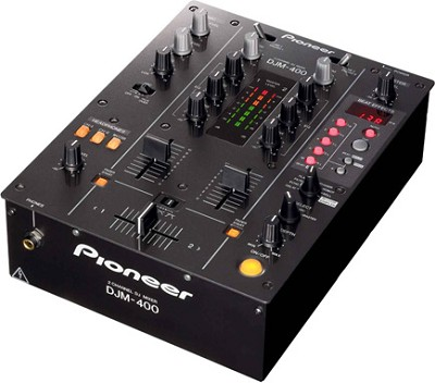DJM-400 Pro DJ Mixer