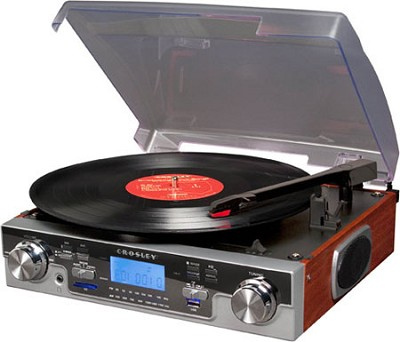 CR6007A-MA Tech Series Turntable