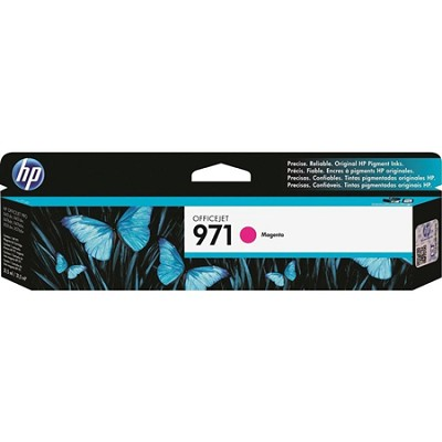 971 Ink Cartridge - Magenta - Inkjet - 2500 Page