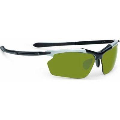 Eyeware RAZR Hyperlite Black and Silver Sunglasses - Men 5911256