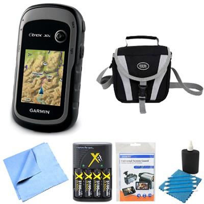 010-01508-10 - eTrex 30x Handheld GPS Battery Bundle