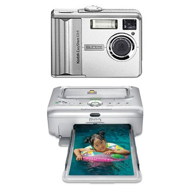 Easyshare C530 Digital Camera and Printer Dock Series 3 Bundle