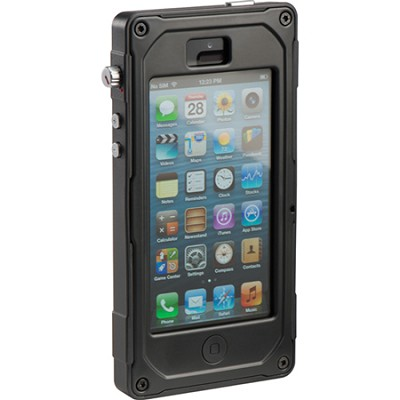 Progear Vault Series For Iphone 5, Black/Black/Matte Black, CE1180-i50A-D1D
