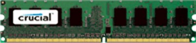 1GB / 240-pin DIMM / DDR2 PC2-5300 memory module