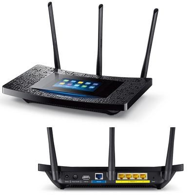 Wireless Dual-Band Gigabit Router - Archer C1900