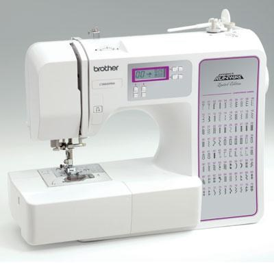 80-Stitch Computerized Sewing Machine - CS8800PRW