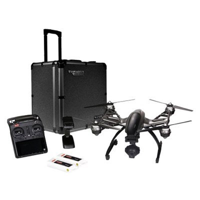 Typhoon Q500 4K Quadcopter Drone UHD Includes Alum Trolley Case and 2nd Battery