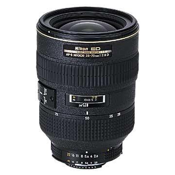 28-70mm F/2.8D ED-IF S AF Zoom-Nikkor Lens, With Nikon 5-Year USA Warranty