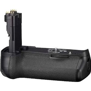 Vertical BG-E9 Battery Grip for the Canon EOS 60D