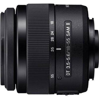 SAL18552 DT 18-55mm f/3.5-5.6 Zoom A-Mount Lens