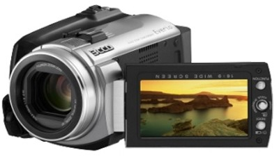 Everio GZ-HD5 High Definition Camcorder