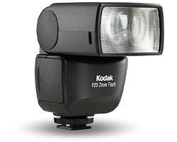 P20 Zoom Flash for  P-series Digital Cameras
