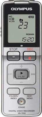 VN-7000 Digital Voice Recorder (Silver)