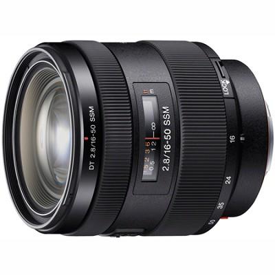 SAL1650 - 16-50mm f/2.8 Standard Zoom Lens - OPEN BOX