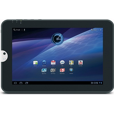 8 GB 10.1` Thrive Tablet - Android 3.1 (Honeycomb), Dual Webcams