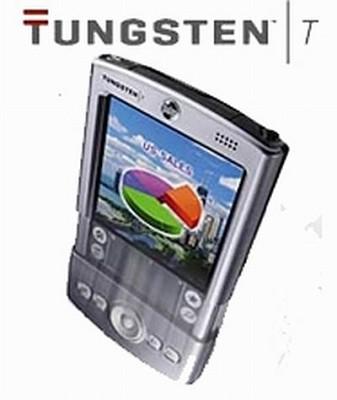 Tungsten T HandHeld Organizer