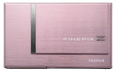 FINEPIX Z200fd 10 MP Digital Camera (Pink)