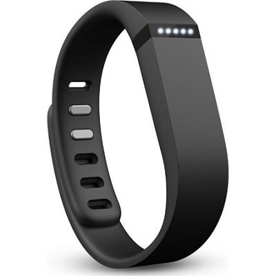 Flex Wireless Activity + Sleep Wristband Black