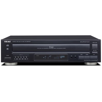 PD-D2610MKII 5-Disc Carousel CD Player with Remote