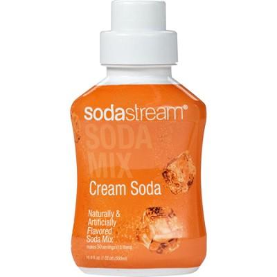 Sodamix Syrup Core Flavor 500ml Cream